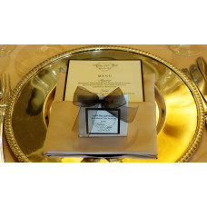 Tote Box (Favor w/2 Truffles)